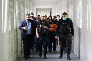 Comitiva visitou duas unidades prisionais do complexo em Itaitinga