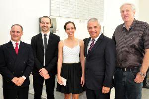 Equipe da Divisão de Manutenção e Projetos do TRT/CE