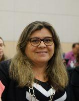 Flávia é diretora de secretaria da 1ª VT de Fortaleza