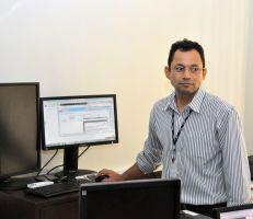 Otávio é diretor de secretaria da 16ª VT de Fortaleza