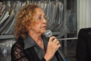 Presidente do TRT/CE, desembargadora Maria José Girão