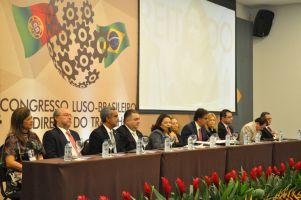 O Congresso Luso-Brasileiro de Direito do Trabalho reúne juristas nacionais e internacionais