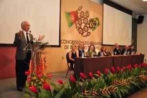 O presidente do TST, ministro Brito Pereiro, lembrou duas datas importantes comemoradas em 2018: os 75 anos da Consolidação da Leis do Trabalho e os 30 anos da Constituição