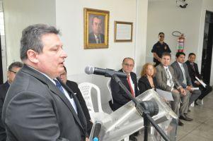 O corregedor-regional, des. Durval Maia, elogiou a iniciativa da presidente do TRT/CE