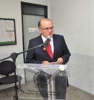 O deputado estadual Antônio Granja representou a presidência da Assembleia Legislativa do Ceará