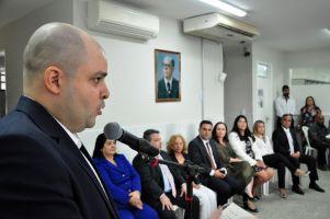 Engenheiro civil do TRT/CE Adriano Duarte