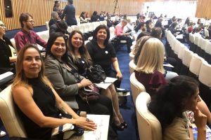 Representantes da Justiça do Trabalho do Ceará em evento do TST