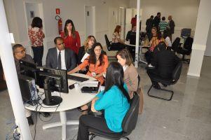 O Centro de Conciliação (Cejusc-JT) realizou 319 audiências de conciliação