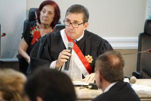 Des. Paulo Régis é o mais novo desembargador do TRT/CE