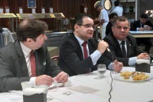 Juiz do trabalho Ronaldo Solano Feitosa, presidente da Amatra 7