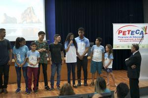 Guiado pelo procurador do trabalho Antônio Lima, o debate contou com participação ativa de crianças e adolescentes