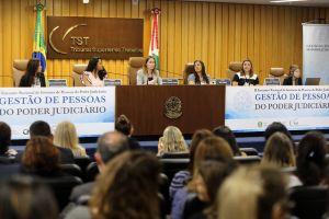 Evento do CNJ ocorreu em auditório do TST