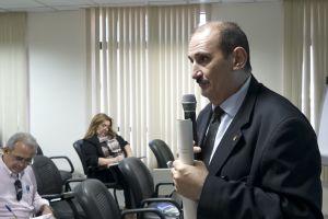 Um dos gestores regionais do Programa Trabalho Seguro, desembargador Francisco José Gomes da Silva