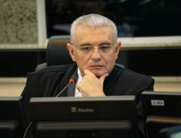 Des. Tarcísio Lima Verde é o presidente da SE-II
