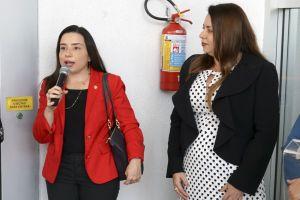 A chefe da Procuradoria Regional do Trabalho, Mariana Férrer, colocou-se à disposição do Tribunal e da gestão regional do Programa para colaborar nas iniciativas de combate à exploração de crianças e adolescentes