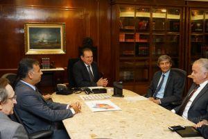 Reunião ocorreu na Presidência do TJCE