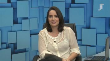 A jornalista Camila Andrade é a apresentadora do programa Justiça do Trabalho